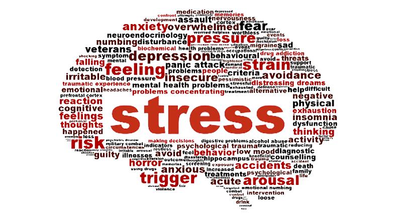 Stress & massage